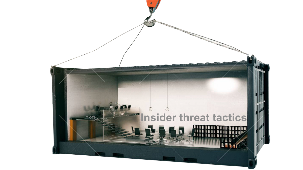 Insider threat tactics: this is a new web page